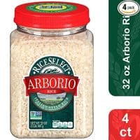 RiceSelect Arborio Rice, 32 Ounce (4 Count) jars