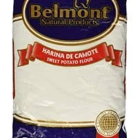 Belmont Sweet Potato Flour (Harina de Camote) 15oz/Single Bag - Product of Peru