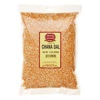 Spicy World Chana Dal (Split Desi Chickpeas), 4 Pound