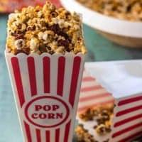 Sweet Tajín Popcorn