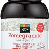 365 Everyday Value, 100% Juice Naturally Flavored Juice from Concentrate, Pomegranate, 32 fl oz