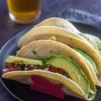 Easy Ground Lamb Tacos