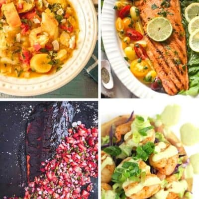 Healthy Lent Recipes: Latin-Inspired Fish and Seafood