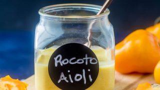 Rocoto Pepper Aioli Recipe