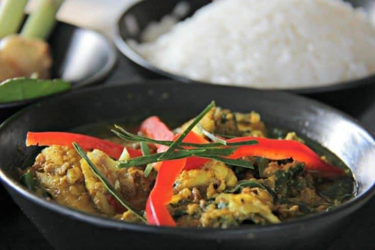 Authentic Cambodian Fish Amok Recipe