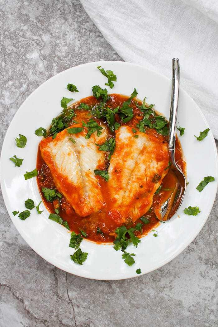 Pumpkin Cod Curry