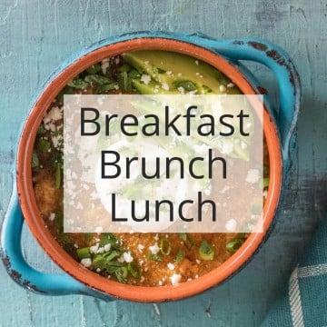 Breakfast | Brunch | Lunch