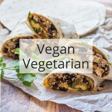 Vegan or Vegetarian